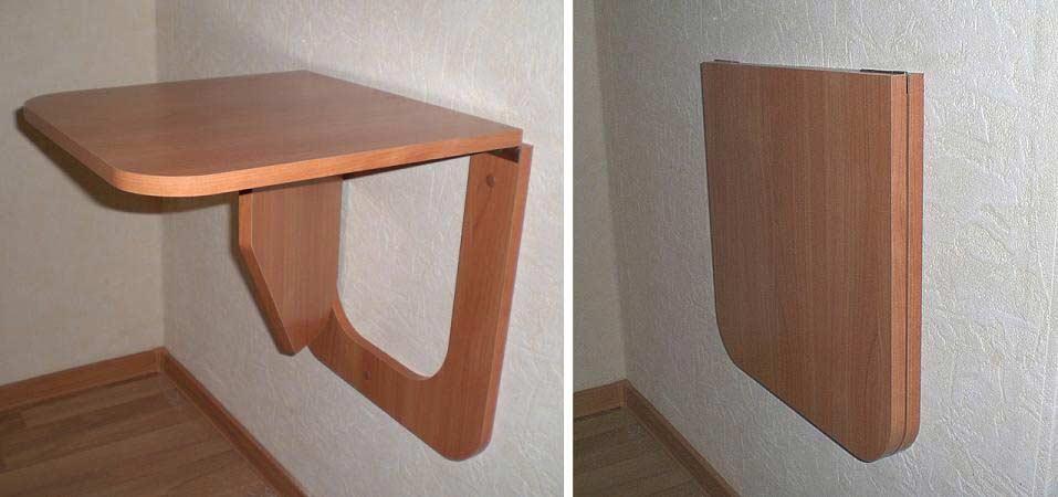 Стол раскладной своими руками для кухни
