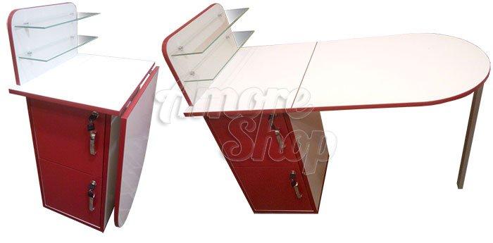 Мебель для салонов красоты - Маникюрные столы на заказ - Мебель для Вас и Вашего бизнеса. Зеркала на заказ.